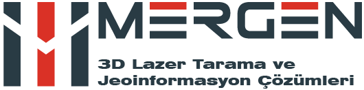 Mergen Proje 3D Lazer Tarama
